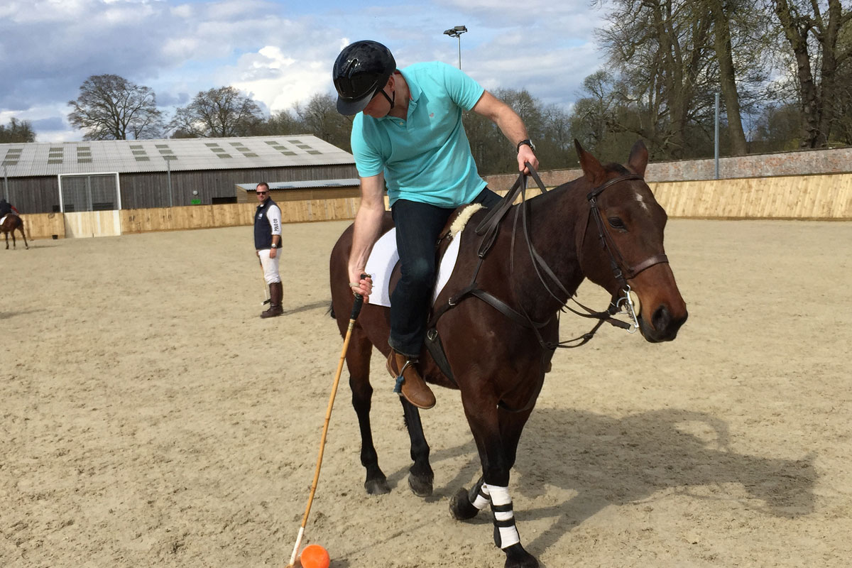Team Building Polo Experiences